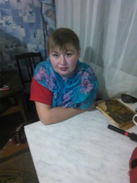 ольга, Россия, Бежецк, 44 года