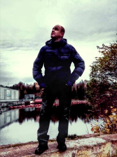 Александр, Россия, Светогорск, 36 лет