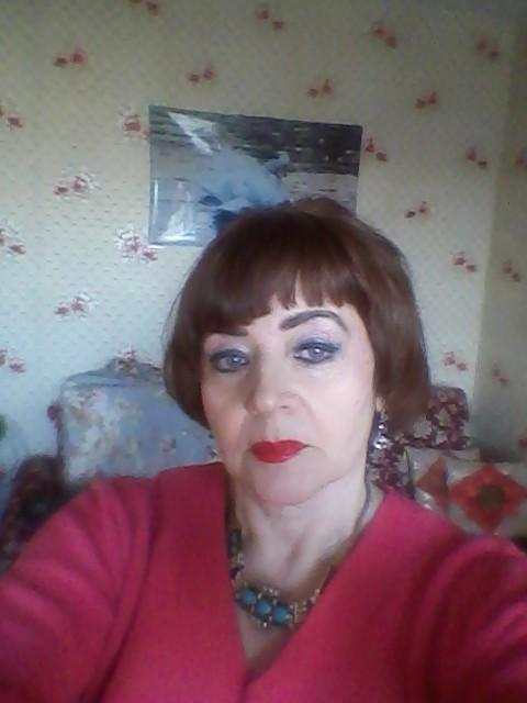 Надежда Ефимова, Россия, Курск, 60 лет