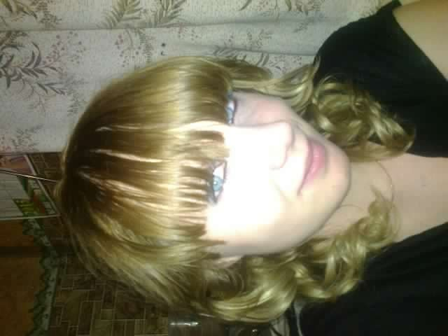 Регина, Россия, Красный Рог, 23 года