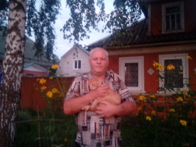 Владимир, Россия, Ржев, 62 года