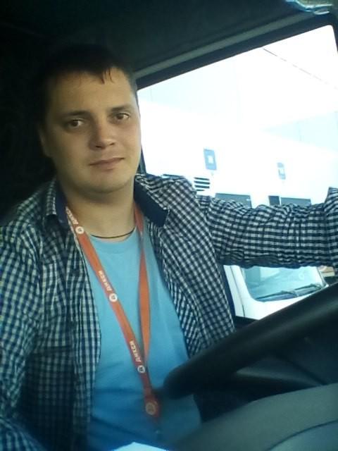Илья, Россия, Зарайск, 33 года