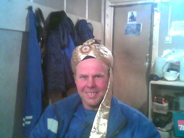 Владимир Бетеньков, Россия, Куровское, 55 лет
