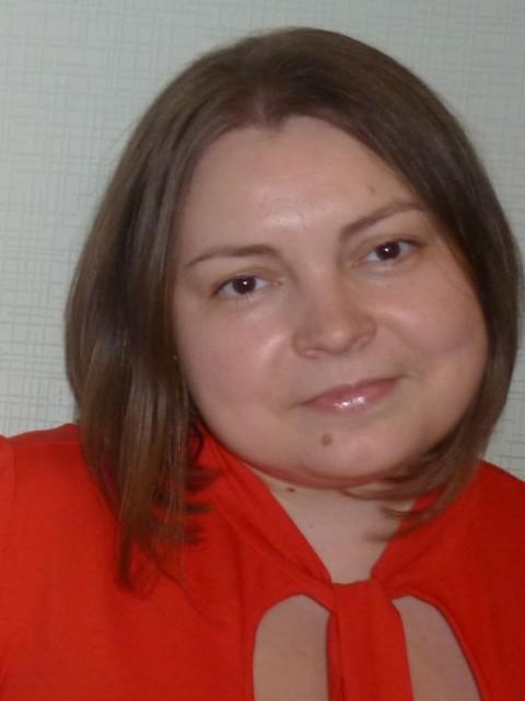 Вера, Россия, Курск, 40 лет