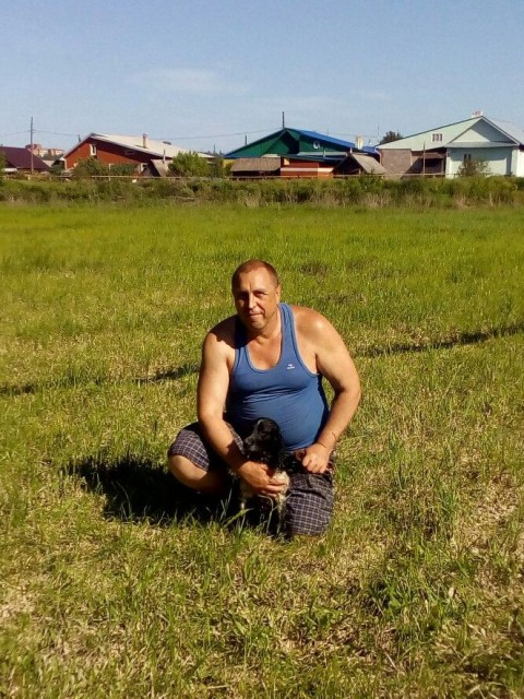 Сергей, Россия, Вятские Поляны, 57 лет, 1 ребенок. Он ищет её: Бабу Ягу.  Правильная женщина: в баньке попарит, напоит, накормит, спать уложит, утром на посошок и