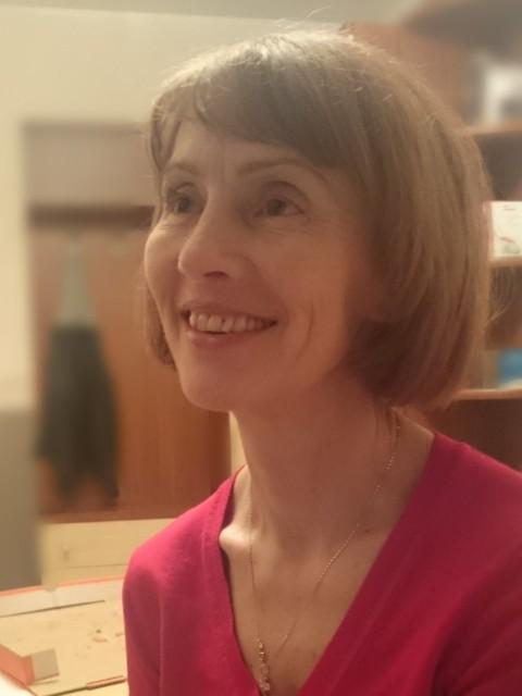 Лиля, Россия, Домодедово, 56 лет