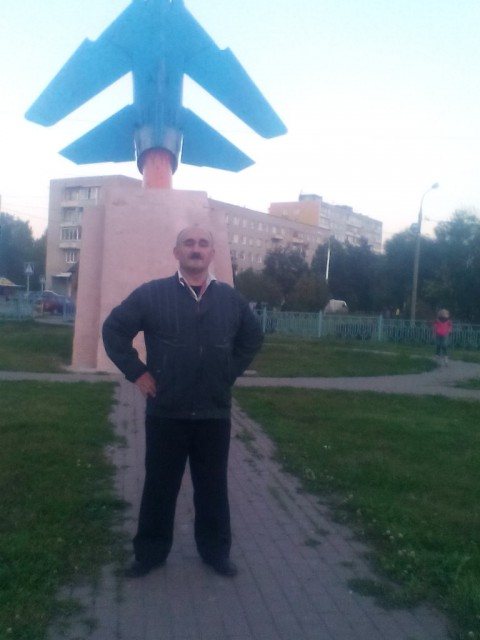 виктор, Россия, Луховицы, 60 лет
