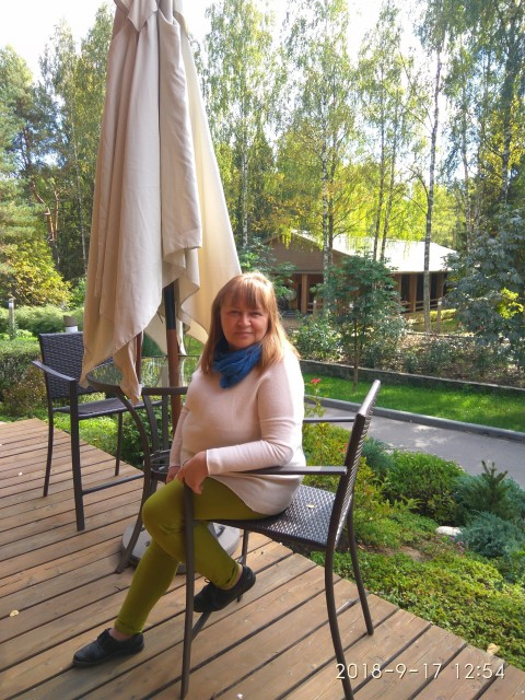 Татьяна, Россия, Балашиха, 61 год