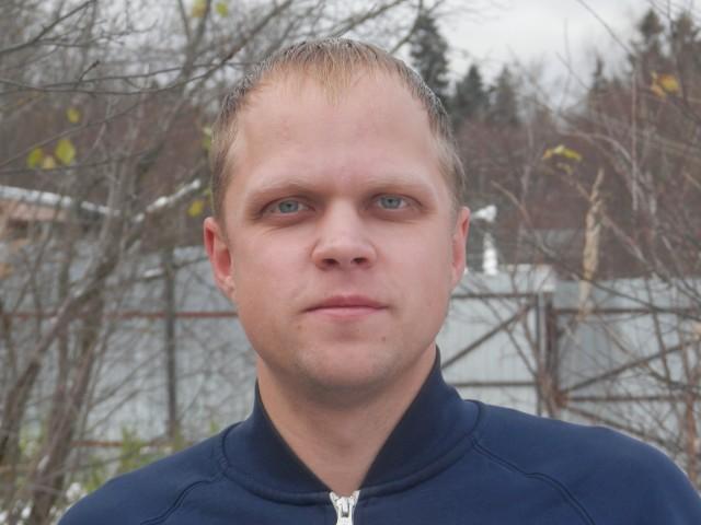 Евгений, Россия, Сергиев Посад, 34 года