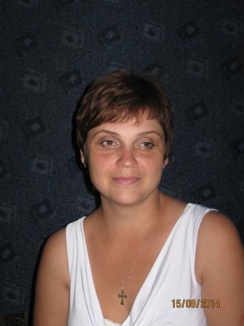 наташа, Россия, Заволжск, 46 лет