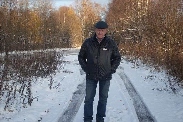 вячеслав куликов, Россия, Заволжск, 63 года