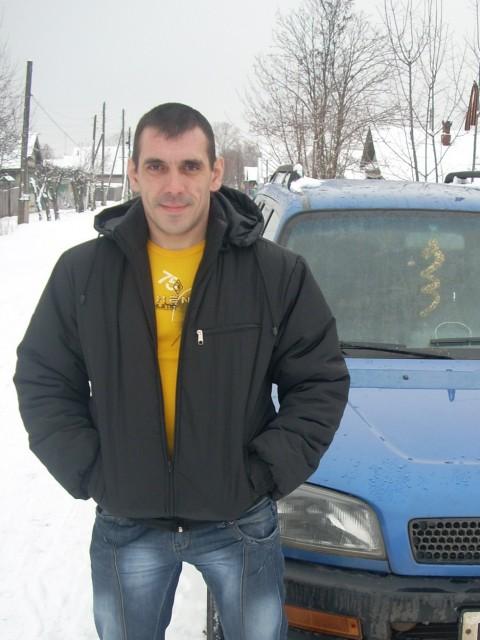 иван, Россия, Иваново, 41 год