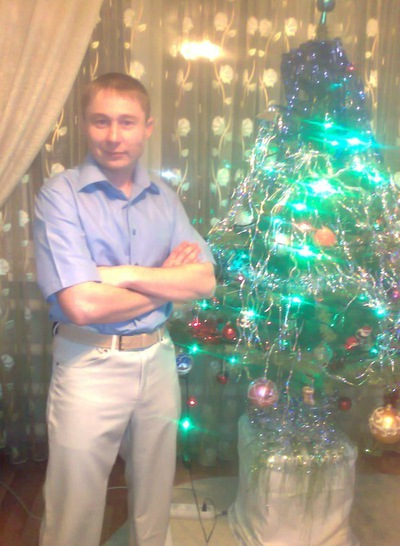 Александр Александров, Россия, Щёкино, 35 лет