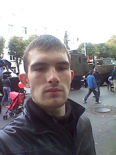 андрей, Россия, Смоленск, 25 лет