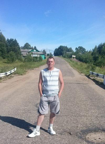 Владимир Пономарёв, Россия, Вохма, 32 года