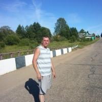 Владимир Пономарёв, Россия, Вохма, 34 года