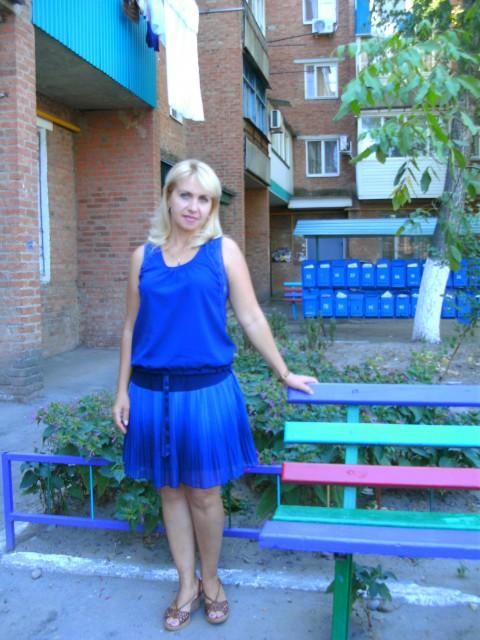 Елена Мищенко, Россия, Приморско-Ахтарск, 49 лет