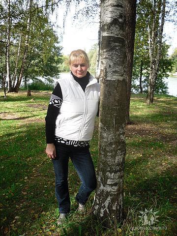 Юлия, Россия, Солнечногорск, 37 лет