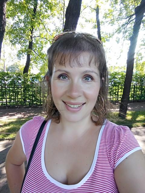 Мила, Россия, Москва, 35 лет