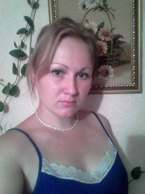 Галина, Россия, Скопин, 28 лет