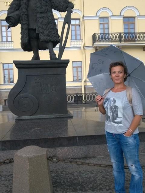 Ольга, Россия, Смоленск, 54 года