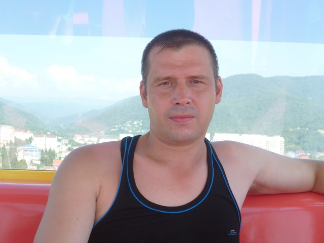 Андрей, Россия, Коноша, 41 год
