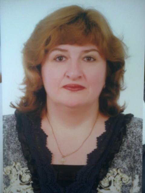 Оксана Левченко, Россия, Багратионовск, 49 лет