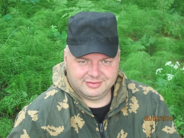Михаил, Россия, Струнино, 45 лет