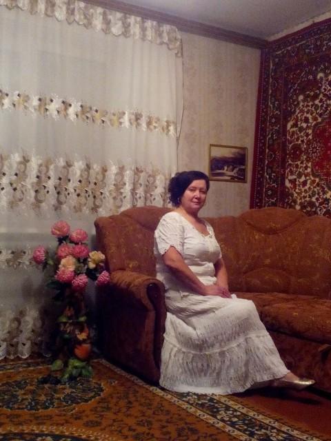 Людмила, Россия, Маркс, 66 лет