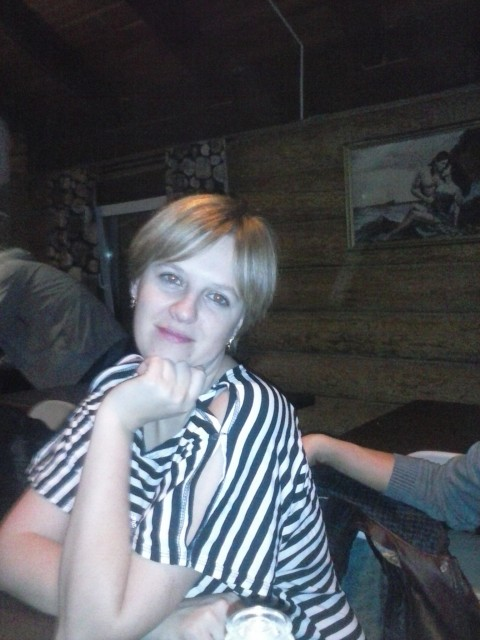 аня, Россия, Гороховец, 32 года
