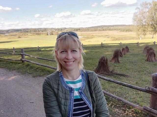 Катерина, Москва, м. Новокосино, 46 лет