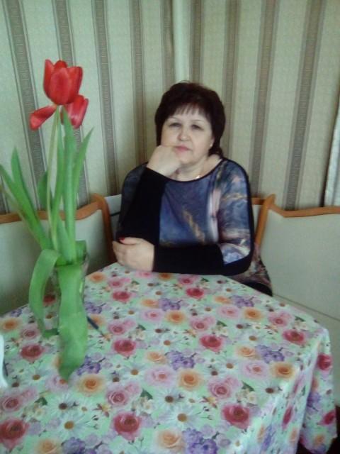 Лариса, Россия, Ярославль, 60 лет