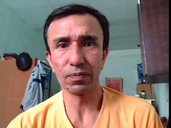 Адхам Холиков, Россия, Белоусово, 53 года