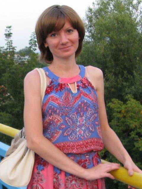 Надежда, Россия, Тамбов, 35 лет