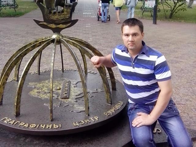Денис, Беларусь, Белоозёрск, 30 лет