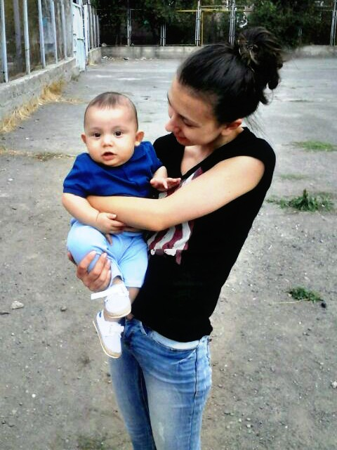 Anna Gagiyan, Армения, Ереван, 22 года