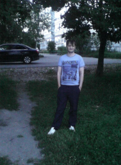 Юрий Барашкин, Россия, Старица, 33 года