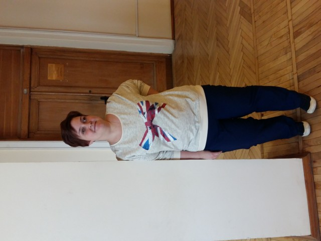 Евгения, Россия, Нахабино, 34 года