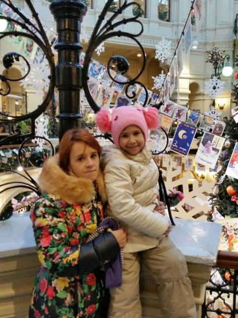 анна, Россия, Москва, 31 год