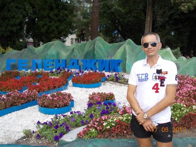 Алексей Федоряк, Россия, Геленджик, 45 лет