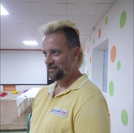 Андрей Фролов, Россия, Приморско-Ахтарск, 40 лет