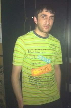 Эльчин Куба, Россия, Мичуринск, 33 года