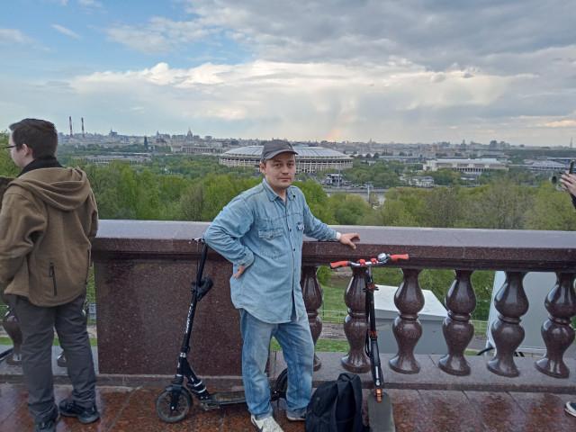 Виталий Соколов, Россия, Москва, 36 лет
