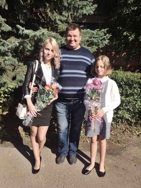 Алексей , Россия, Серебряные Пруды, 43 года