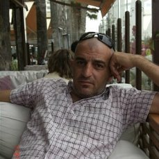 аркади чопозов, Греция, Афины, 40 лет