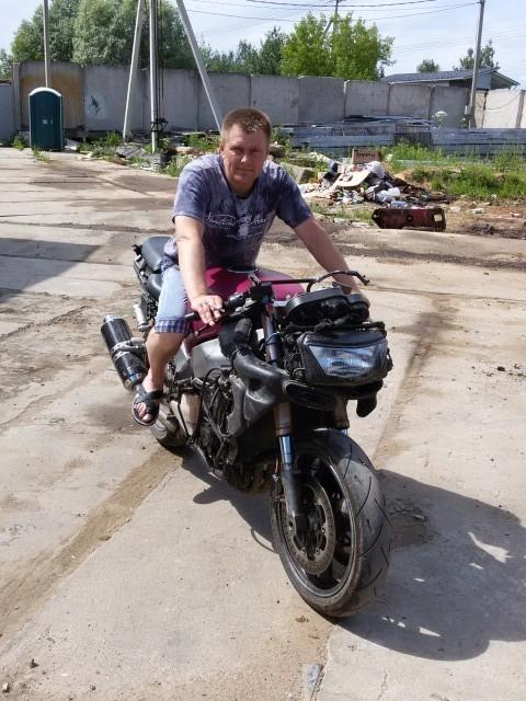 Александр, Россия, Наро-Фоминск, 46 лет