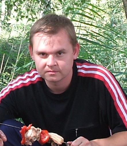 Евгений Блинков, Россия, Полярный, 40 лет