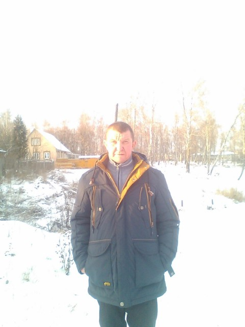 Юрий, Россия, Таруса, 54 года