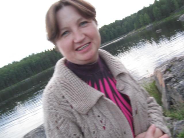 Наталия Задних, Россия, Киров, 54 года