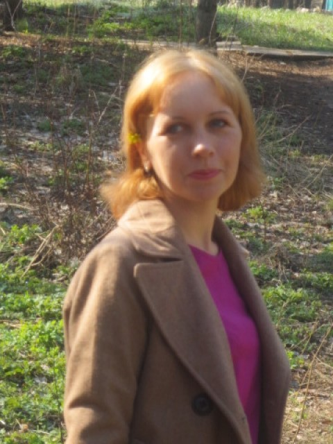 Юлия Парфёнова, Россия, Самара, 45 лет